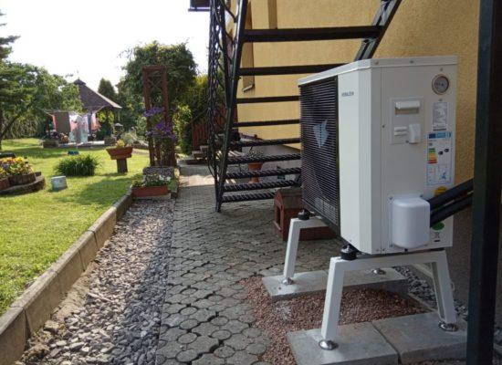 Modernizacja kotłowni dla mieszkania 80 m2 - Goleszów