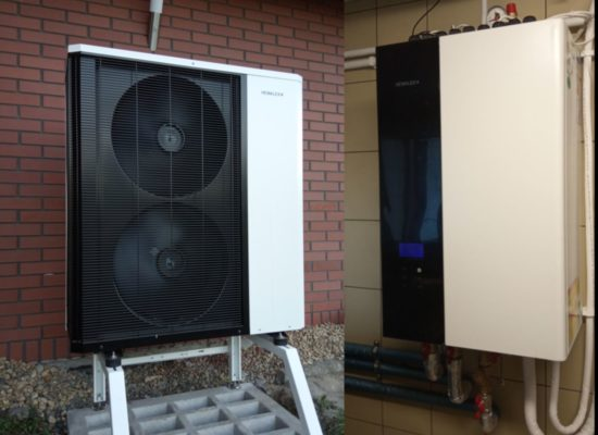Modernizacja kotłowni w budynku 140 m2 - Skoczów