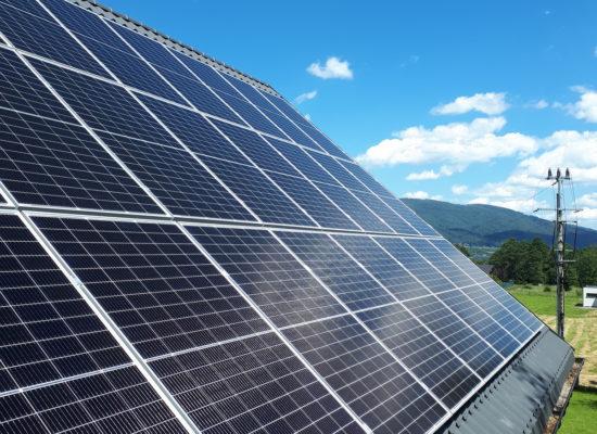 Montaż instalacji fotowoltaicznej 10 kW - Buczkowice